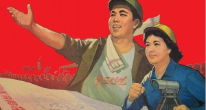 Exhibition on N.Korean posters draws comparisons with S.Korea