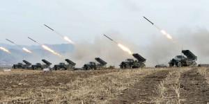North Korea stations artillery near Yeonpyeong-do