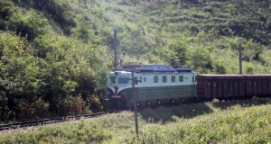 North Korean leader calls for revamping rail