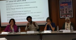 Conference seeks solution to N. Korean abductions