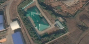Former inmate shows location of North Korean detention center