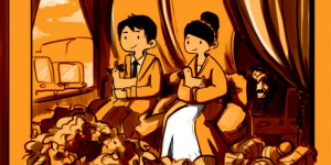 Our (party's) wedding: Tying the knot in North Korea