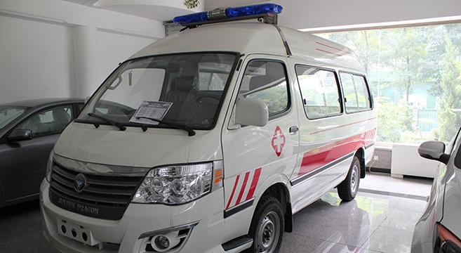State Of Emergency North Korea S Ambulances Nk News