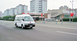 State of emergency: North Korea's ambulances