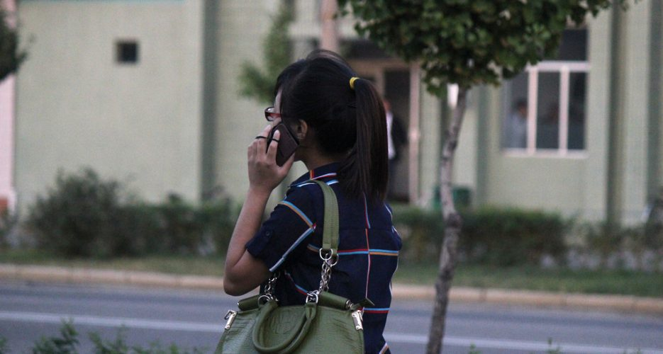 Younger N. Koreans increasingly sharing pictures, video between cellphones
