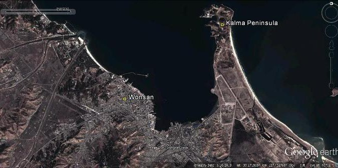 DPRK expands tourist access to Wonsan Kalma Peninsula