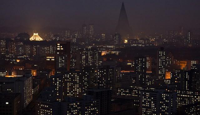 Pyongyang Rising