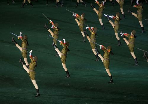 korea army photo