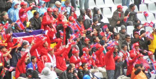 North Korea and the revolutionary football of 1966