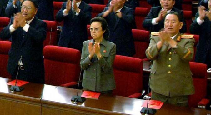 Kim Kyong Hui reappears in North Korean state media broadcast