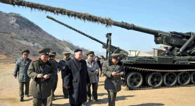 N. Korean artillery has little value: high-profile defector