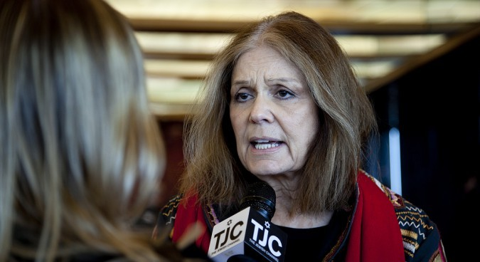 Criticizing human rights before DMZ march 'bananas' – Steinem