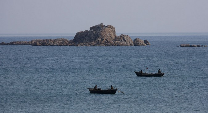 North Korean fishing industry increases output