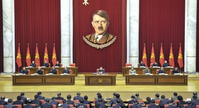 Why Kim doesn't love Hitler, and why this matters