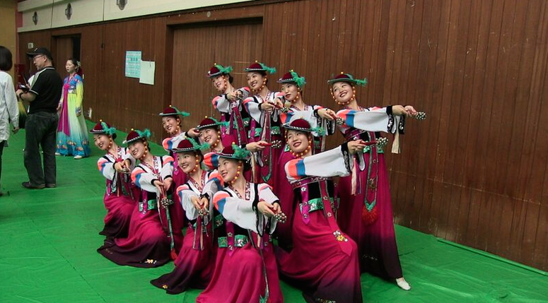 What I learned at the N. Korean school festival in Japan