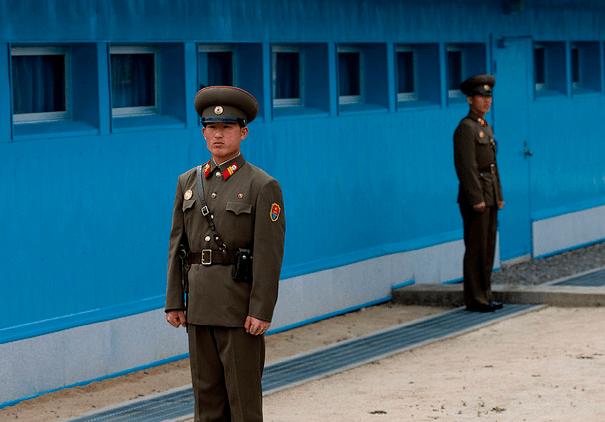 North Korea criticizes Christmas tree near DMZ