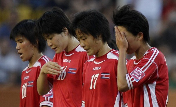 Football Back In The Headlines: DPRK Women at the 2012 Olympics