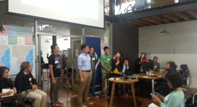 Technology meets human rights at N. Korea hackathon