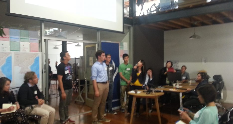 Technology meets human rights at N. Korea hackathon