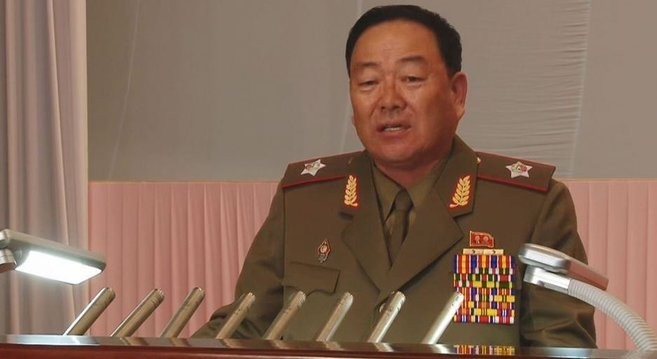 North Korea appoints new armed forces minister