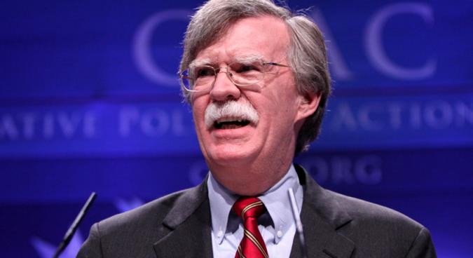 Treat N. Korea as a 'terrorist state': Bolton