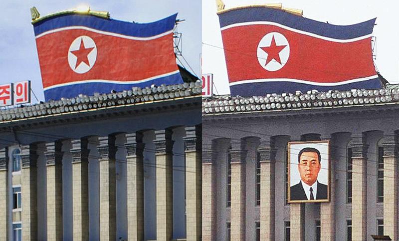 Kim Il Sung Square Gets A New Look