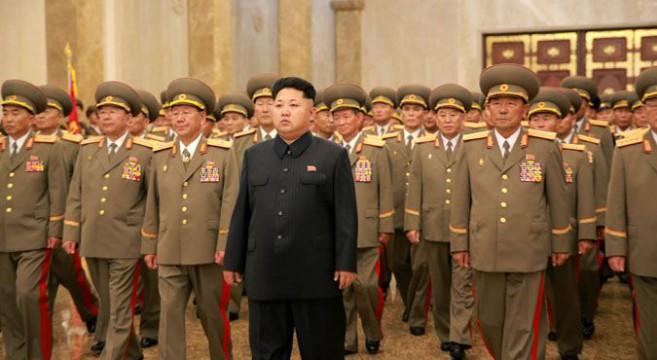 Kim Jong Un at Kumsusan Palace of the Sun, Pyongyang, July 27, 2015 | Photo: KCNA