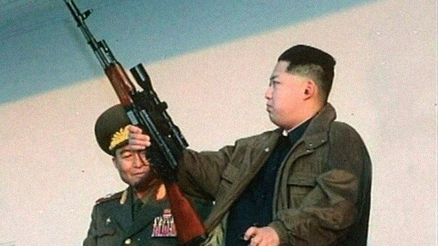 "North Korea Enters ""State of War"""