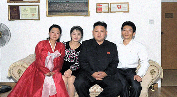 Kim Jong Un Has a Baby Girl
