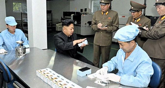 "North Korea's ""schizophrenic"" computer and phone revolution"