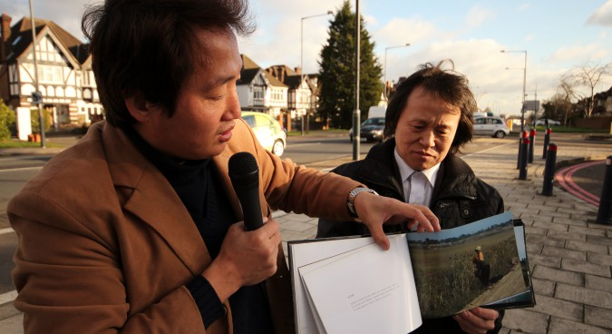 From Middle-Kingdom to Middle-Classdom: North Korean Defectors in London