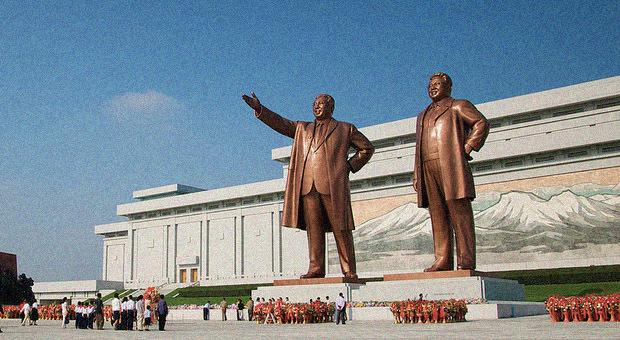 No Military Parade At North Korea's Annual Holiday Celebration