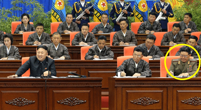 Hwang Pyong So promoted to Vice-Marshal, elevated in Party