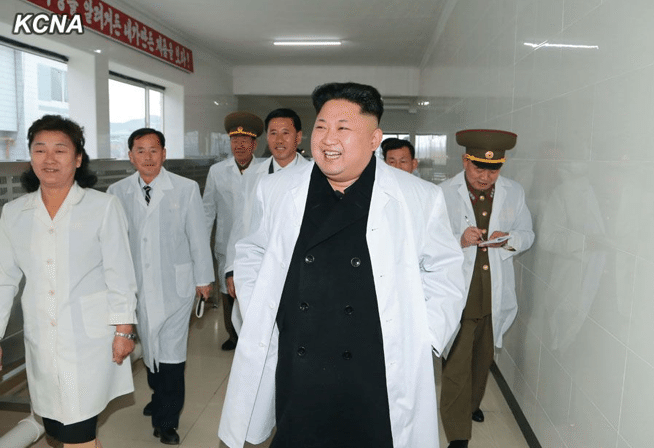 Pyongyang watcher: Kim Sul Song is Kim Jong Un's head secretary