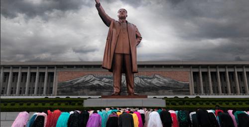 North Korea through famine survivors' eyes