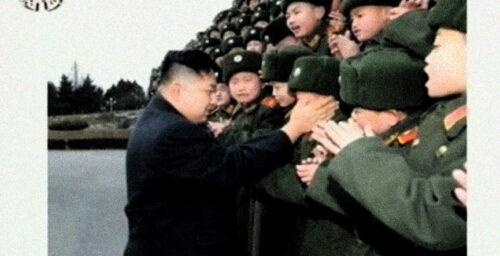 Kim Jong-un's Catchphrase?