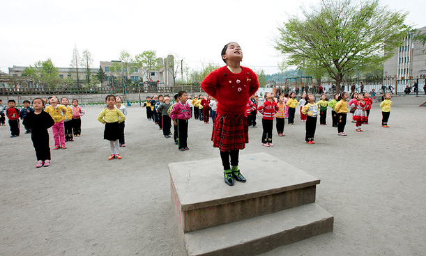 We grow as we learn: Youth indoctrination in North Korea