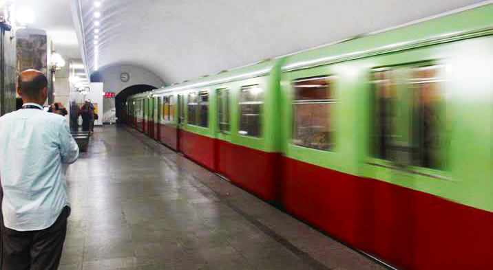 Tourists granted rare access to nearly all stations on Pyongyang metro network