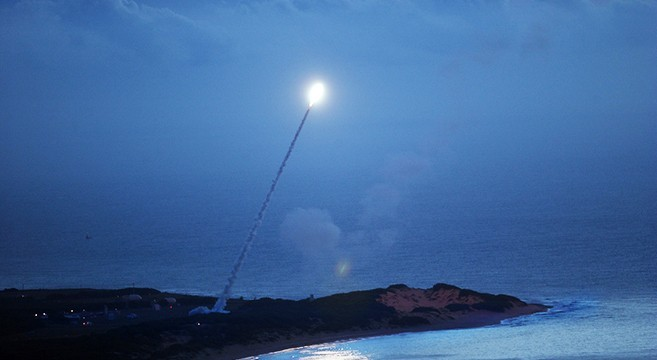 ALERT: North Korea fires three projectiles into East Sea