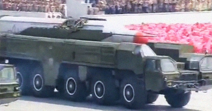 North Korea tried to sell 3,500KM range missiles – arms trader