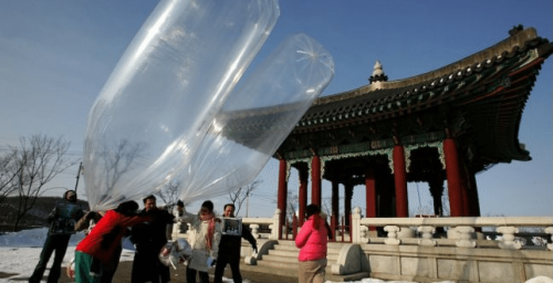 South Korea calls on activists to stop sending anti-regime leaflets to the North