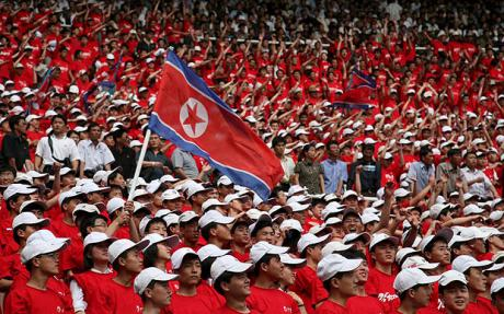 North Korea – Champions of the World