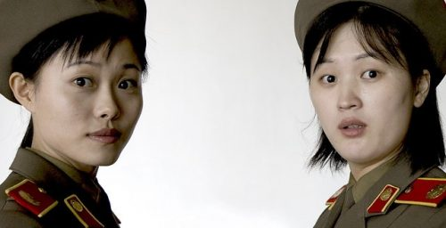 Creating a paradigm shift for abused North Korean women
