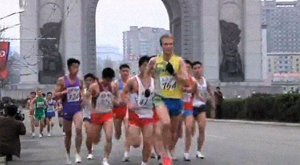 Amid Tensions, North Korea Prepares For Annual Marathon