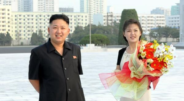 Kim Jong Un's Wife Re-Appears, Possibly Pregnant