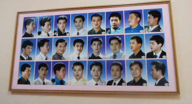 Select your Hairstyle!