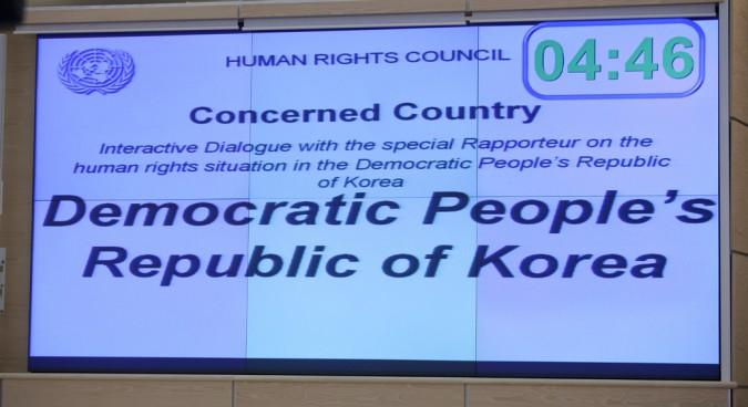 UN COI human rights report fabricated – N. Korean ambassador