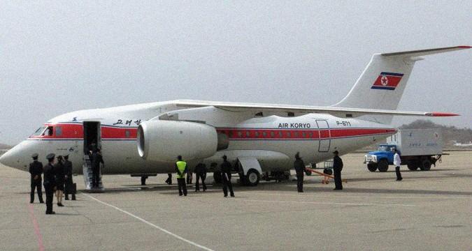 Air Koryo beefs up fleet with Ukrainian-made planes