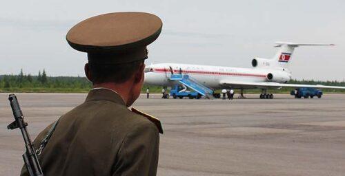 State Dept. North Korea grants could entail risk of criminal punishment