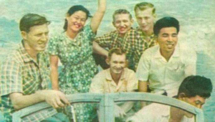 When the first American soldier defected to North Korea